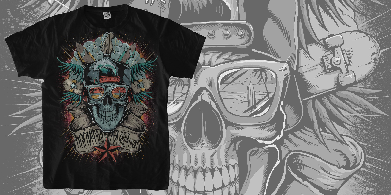 T-Shirt 'California Seedless'
