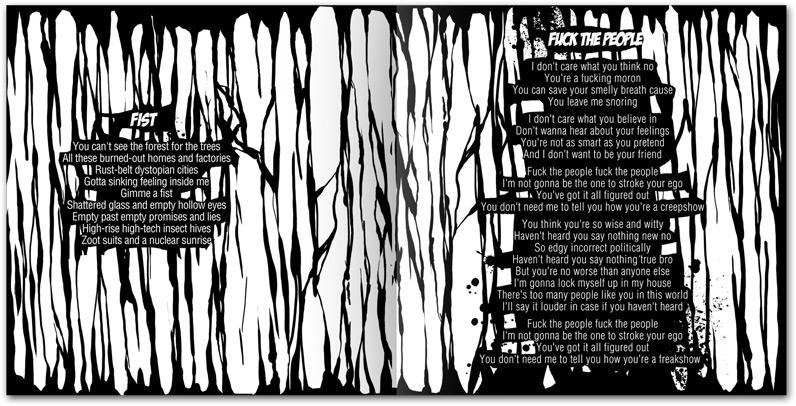 7. Lyrics of two songs
