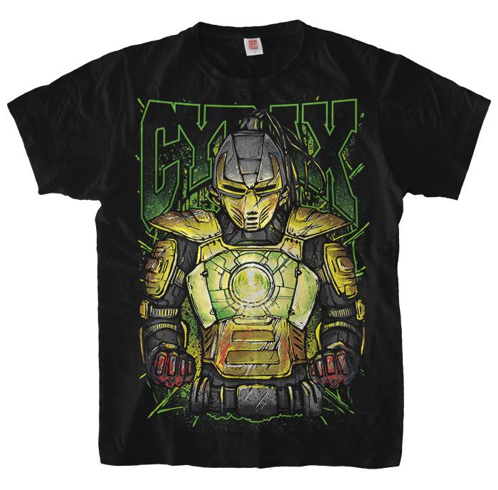 Cyrax T-Shirt