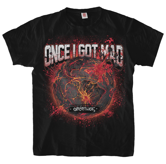 Once I Got Mad T-Shirt