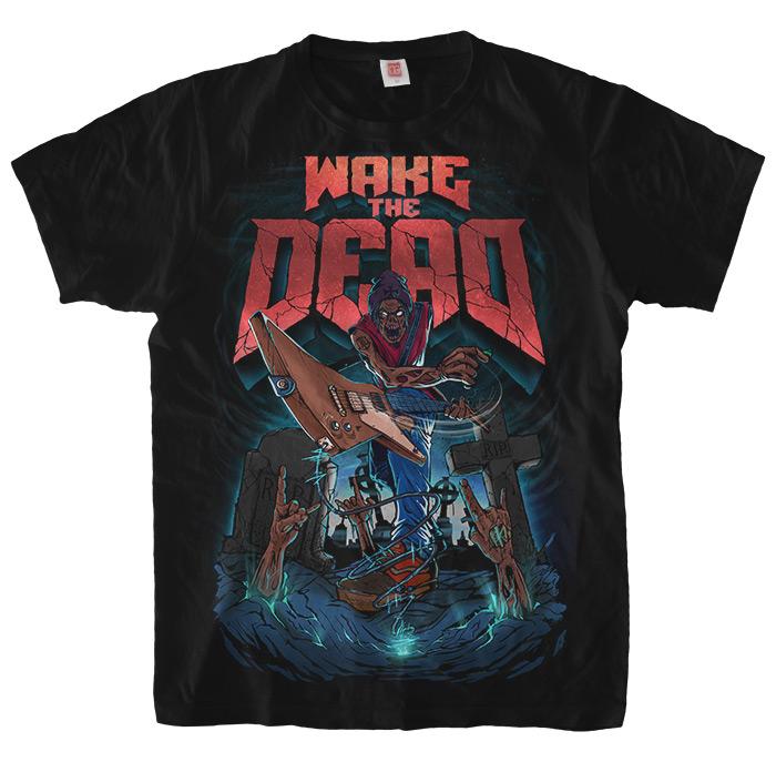 Wake The Dead T-Shirt