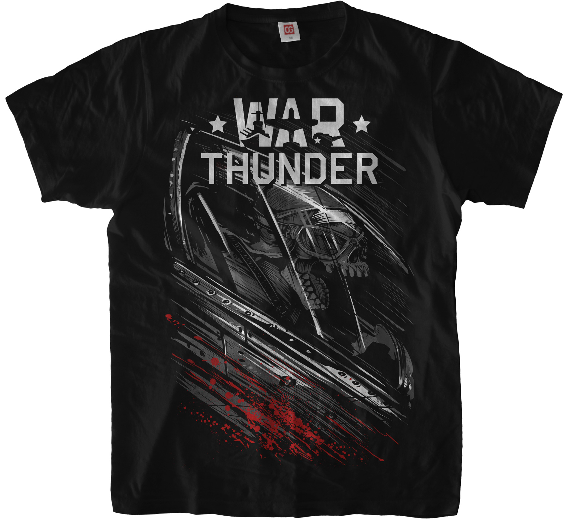 «War Thunder: Japan» T-Shirt for Gaijin Entertainment