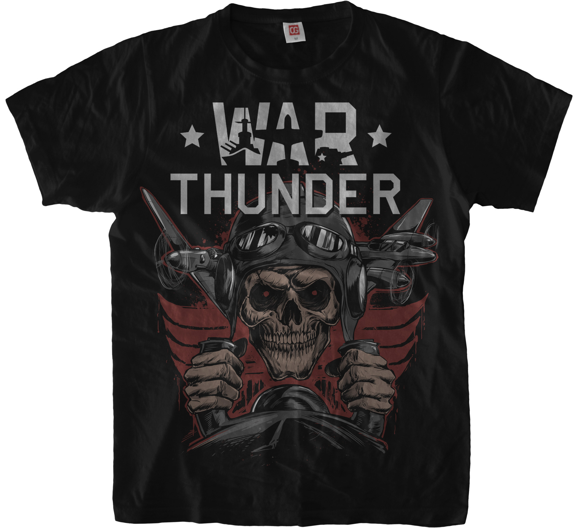 «War Thunder: Germany» T-Shirt for Gaijin Entertainment